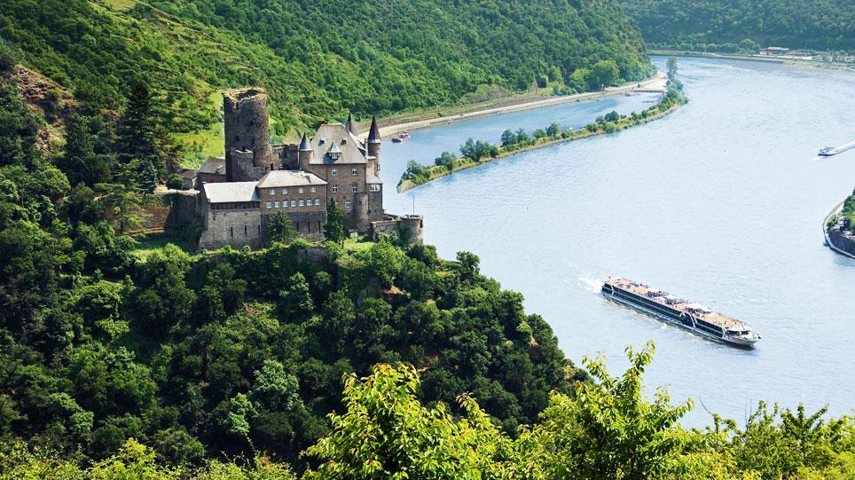 Los cruceros fluviales más 'top'