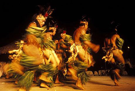 Festival Heiva i Tahiti