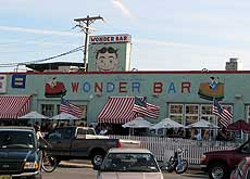 Wonder Bar.