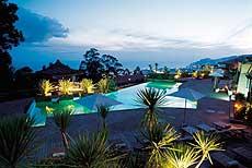 Madeira alberga el Choupana Hills Resort & Spa.