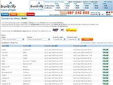 Web de Bravofly.