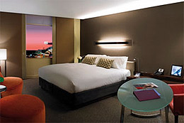 El Hotel Pullman de Sydney