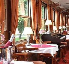 El Danubio Express tiene espíritu de lujo.
