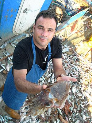 Ángel León, el 'chef del mar'.