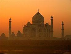 El Taj Mahal, visita de lujo.