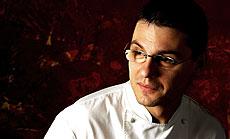 Oriol Balaguer, artífice del chocolate de diseño.