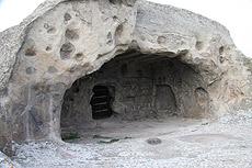 Cuevas de Uphlistsije.