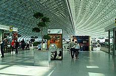 Nueva terminal 2G del Charles De Gaulle.