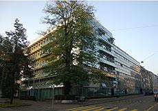 La Suva-Haus de Basilea.