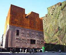 El Caixa Forum de Madrid.
