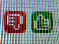 Imagen pixelada.