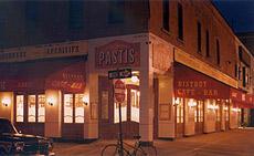 Pastis, un restaurante neoyorkino.