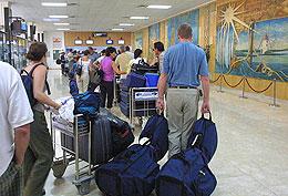 Aeropuerto de San Javier, Murcia