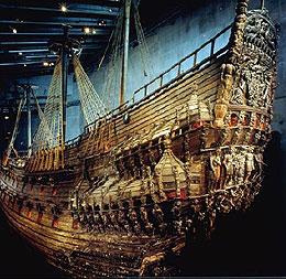 Vasa Museet, Estocolmo, Suecia