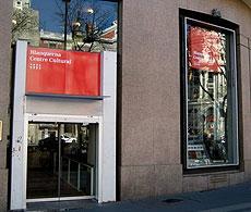 El centro cultural Blanquerna.