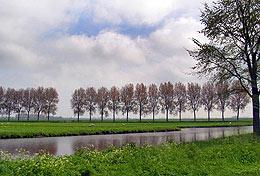 Pólder de Beemster, Países Bajos