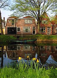 Pueblo de Enkhuizen, Países Bajos