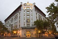 NH Gran Hotel de Zaragoza.
