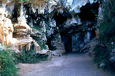 Cuevas de Las Monedas