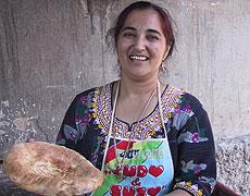 Mujer de Akmurat. / Foto: F.L.S.