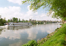 Río Maas, Países Bajos