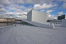 Ópera de Oslo (Noruega)