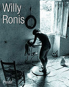 Desnudo Provençal. Willy Ronis, 1949.