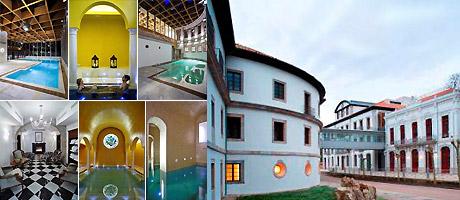 Villa Termal Las Caldas, Asturias