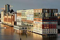Edificio Silodam, en Amsterdam.