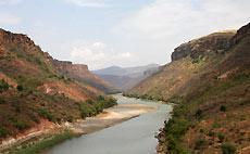 El Nilo Azul, Etiopía