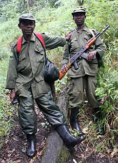 Selva de Uganda. / Foto: F.L.S.