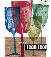 Cartel del film '3055 Jean Leon'.