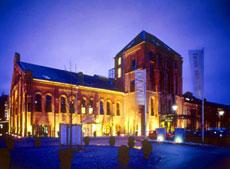El Hotel Gastwerk, de Hamburgo.