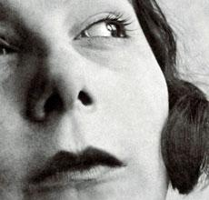 Ellen Frank, 1929. / László Moholy-Nagy.