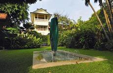 Jardines del Chakrabongse Villas.