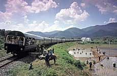 El Eastern & Oriental Express.