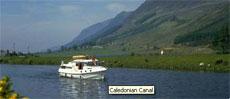 El Canal Caledonian.