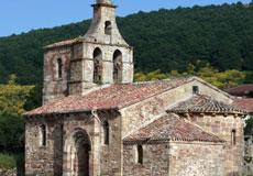 Iglesia de Salcedillo. / Alfredo Arto