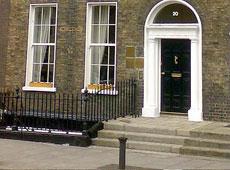 La posible casa de Quirke.