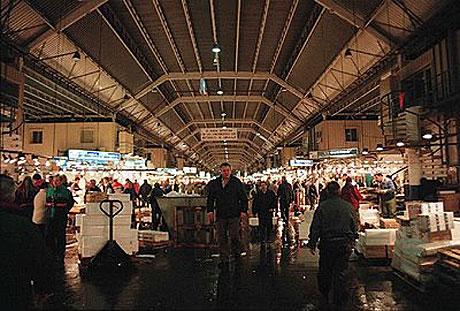 Mercamadrid, el segundo gran mercado del mundo