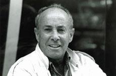 El artista César Manrique.