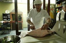 El chef Javier Wong.