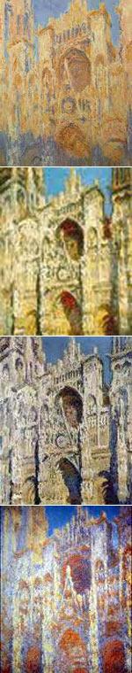 Catedral de Rouen. / Claude Monet.